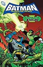 Batman: Brave and the Bold - Emerald Knight…
