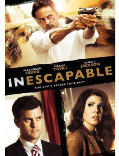 Inescapable DVD