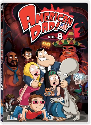 American Dad! Volume Eight DVD