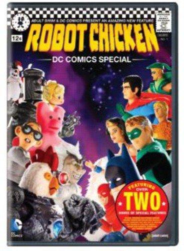 Get Robot Chicken DC Comics Special On Video