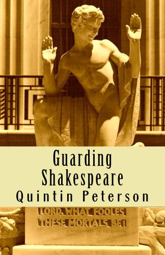 Book Cover - Guarding Shakespeare