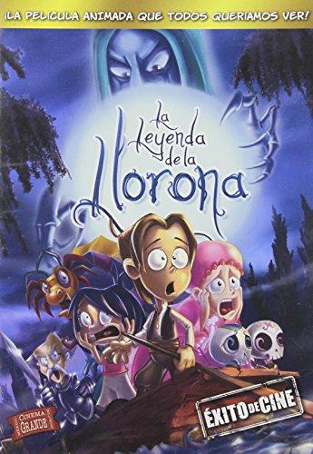 Get La Leyenda de la Llorona On Video