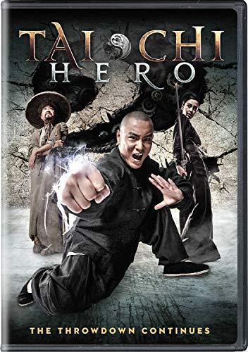 Tai Chi Hero DVD