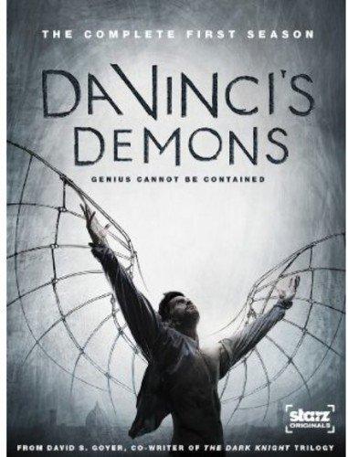 Da Vinci's Demons DVD