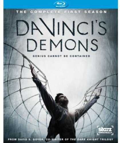 Da Vinci's Demons [Blu-ray] DVD