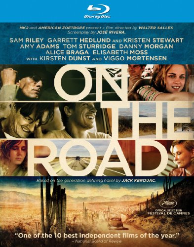 On the Road [Blu-ray] DVD