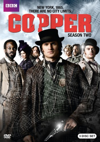 Copper: Season 2 DVD