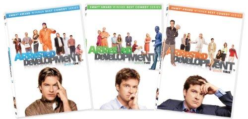 Arrested Development: Seasons 1-3 DVD