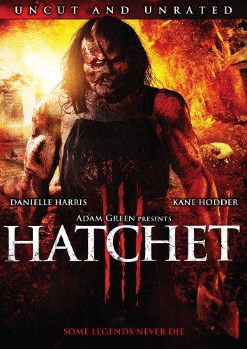 Hatchet III DVD