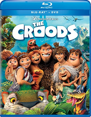 Get The Croods On Blu-Ray
