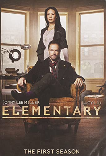 Elementary: The First Season DVD