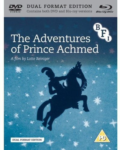 Get Die Abenteuer des Prinzen Achmed On Blu-Ray