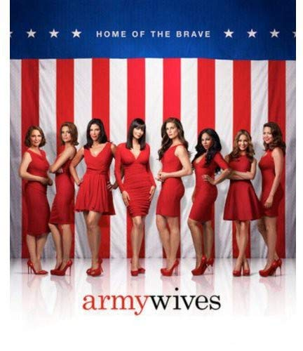 Army Wives: The Complete Seventh Season DVD