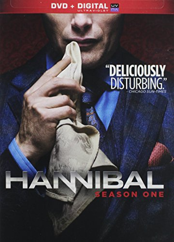 Hannibal: Season 1 DVD