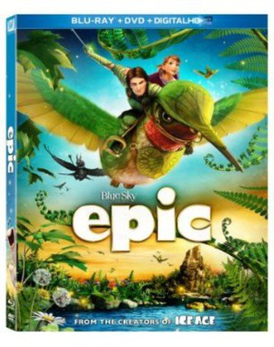 Get Epic On Blu-Ray