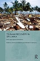 Tsunami Recovery in Sri Lanka: Ethnic and…