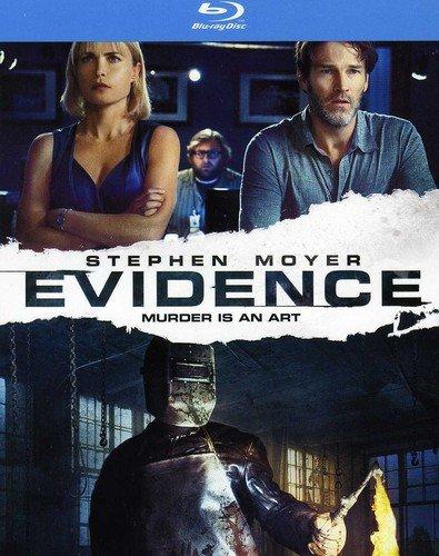 Evidence [Blu-ray] DVD