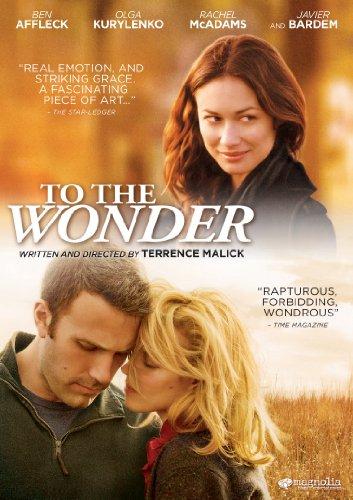 To the Wonder DVD