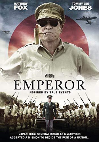 Emperor DVD