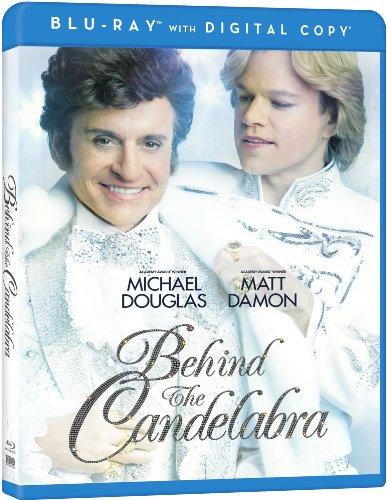 Behind the Candelabra  DVD