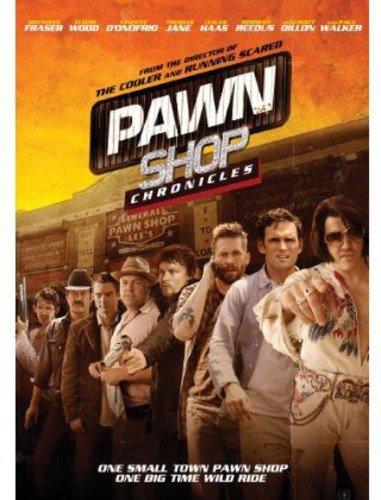 Pawn Shop Chronicles DVD
