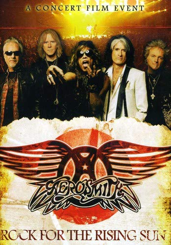 Rock for the Rising Sun DVD