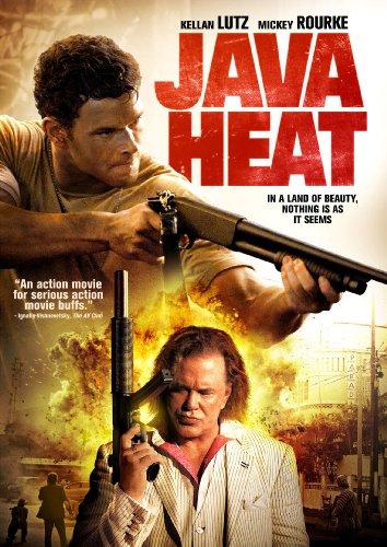Java Heat DVD