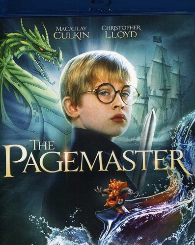 Get The Pagemaster On Blu-Ray