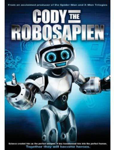 Cody the Robosapien DVD