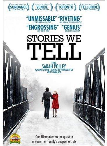 Stories We Tell DVD