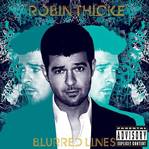 Album Cover: Robin Thicke