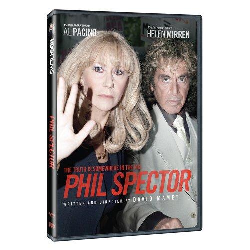 Phil Spector DVD