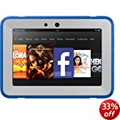 "Protective Childproof Outdoor Kindle Cover by Otterbox for Kindle Fire HD 7"", Blue/Sky  [will only fit Kindle Fire HD 7"" (2nd Generation)]"