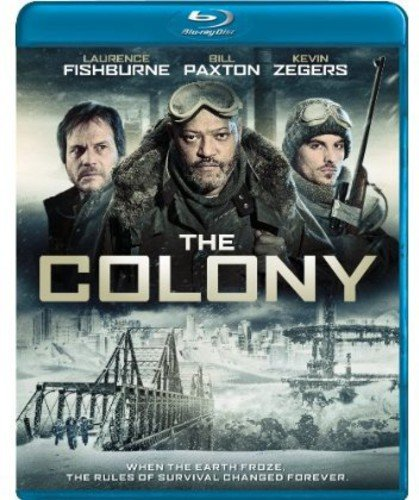 The Colony [Blu-ray] DVD
