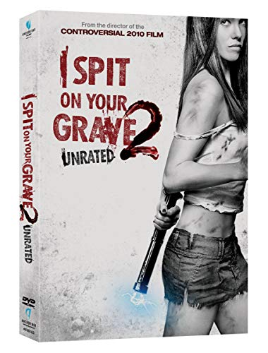 I Spit on Your Grave 2 DVD