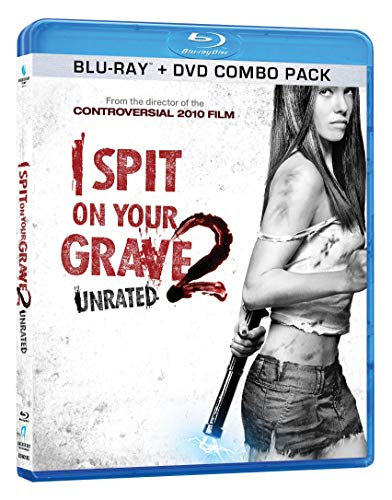 I Spit on Your Grave 2 [Blu-ray] DVD