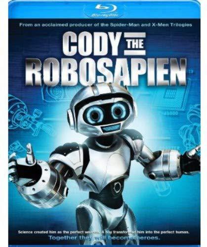 Cody the Robosapien [Blu-ray] DVD