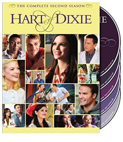 Hart of Dixie: The Complete Second Season DVD