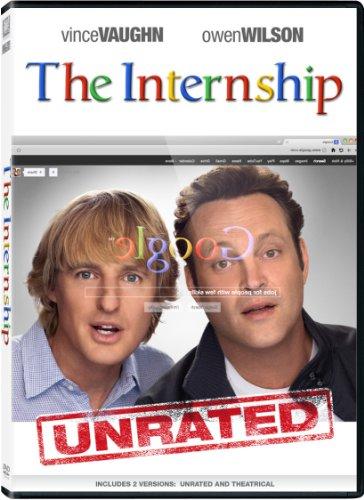 The Internship DVD
