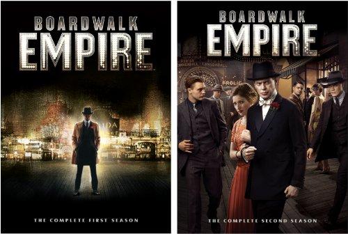 Boardwalk Empire: Seasons 1-2 Bundle DVD