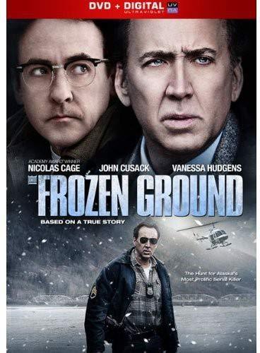 The Frozen Ground DVD