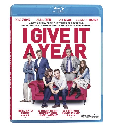 I Give It a Year [Blu-ray] DVD