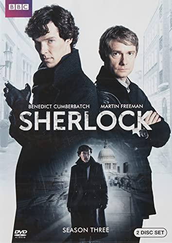 Sherlock: Season Three DVD