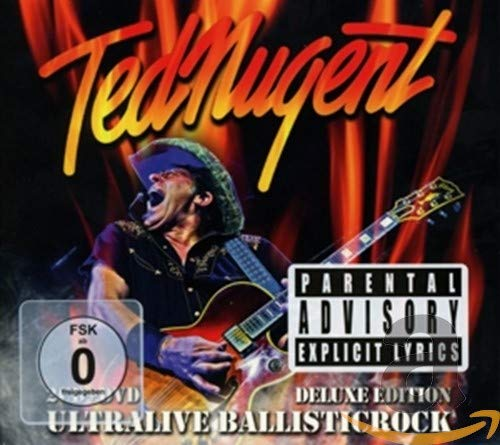 Ultralive Ballisticrock (2CD/DVD)