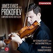 Prokofiev: Complete Works for Violin –…