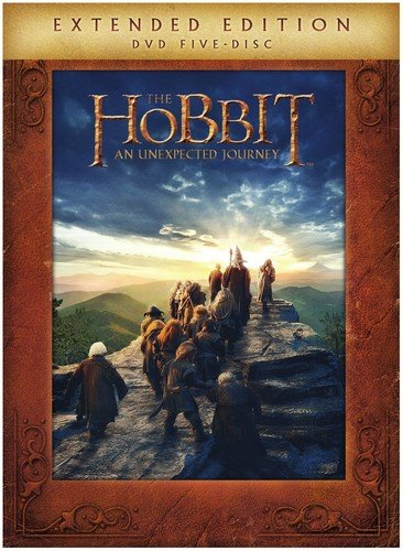 The Hobbit: An Unexpected Journey Extended Edition  DVD