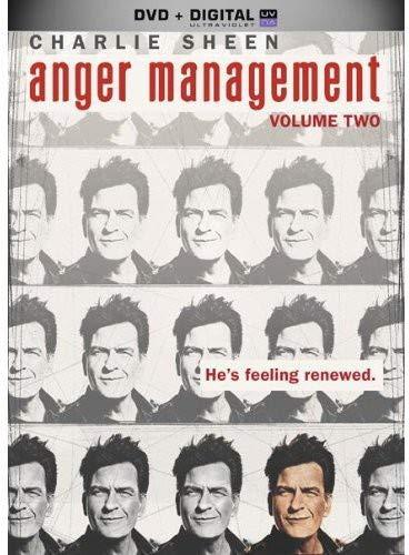 Anger Management 2 DVD