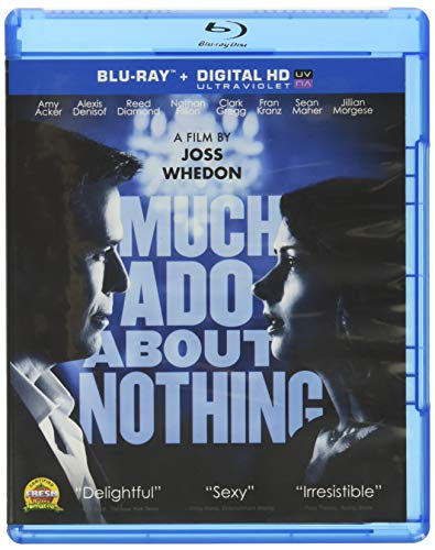 Much Ado About Nothing [Blu-ray] DVD