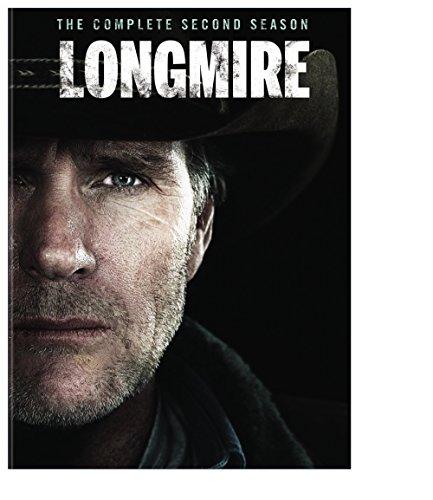 Longmire: The Complete Second Season DVD