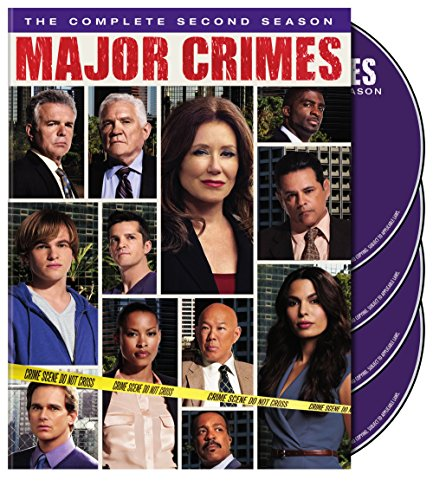 Major Crimes: The Complete Second Season DVD